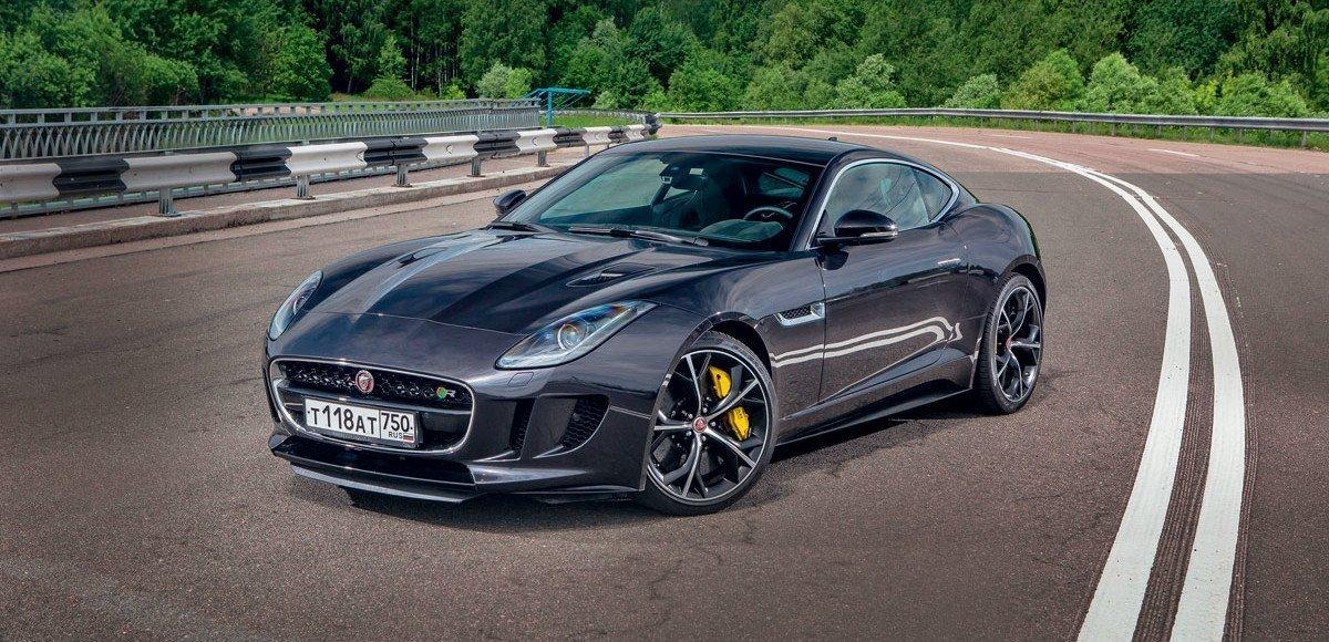 Jaguar F-Type R AWD Coupe. Диалоги о животных
