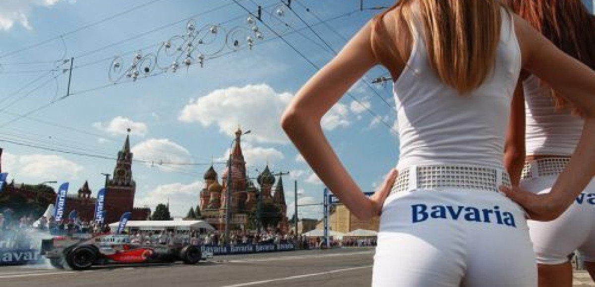 «Формула-1» станет причиной ограничения движения автотранспорта в Москве