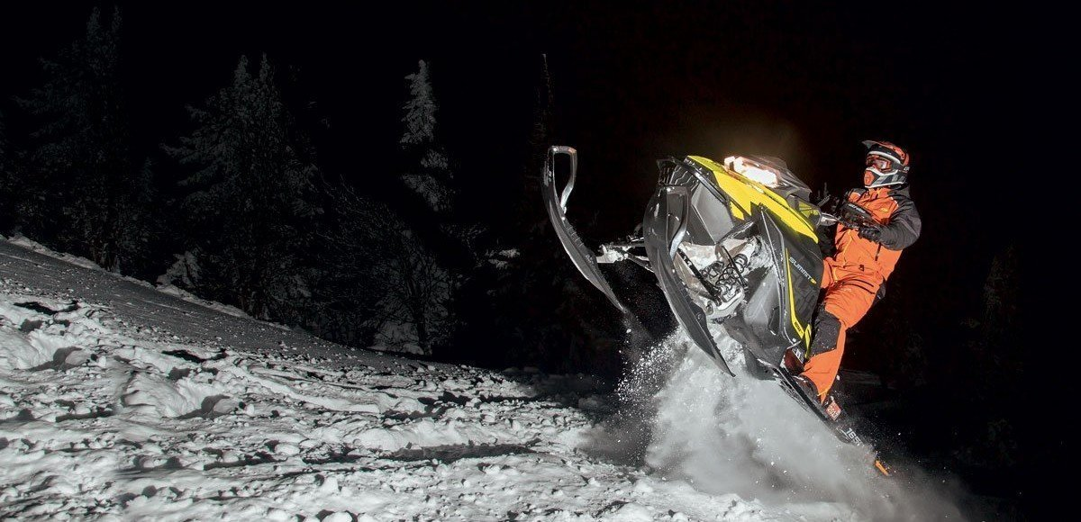 Ski-Doo Summit 850 E-Tec. Беспредел