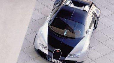 Porsche предложил Volkswagen избавиться от Bugatti