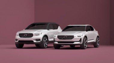 Volvo 40 1 и 40 2. Мышечная память