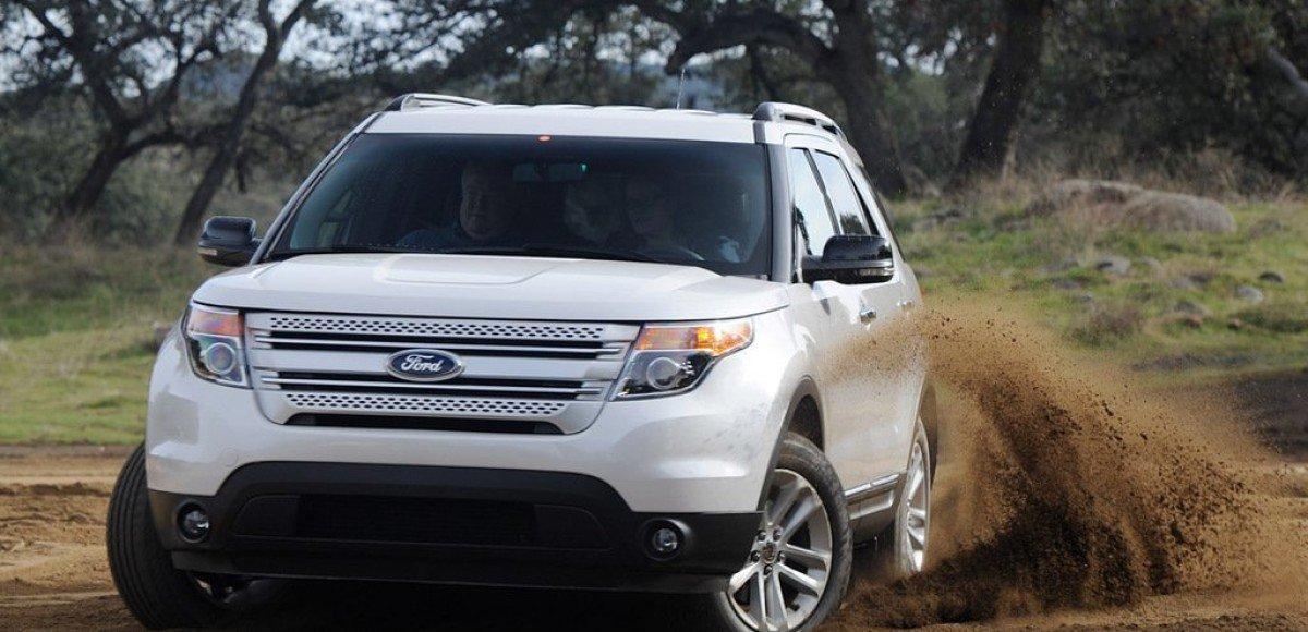 Ford Explorer или как выглядит эволюция