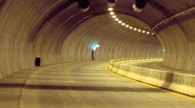 Крупная авария в Лефортовском тоннеле в Москве