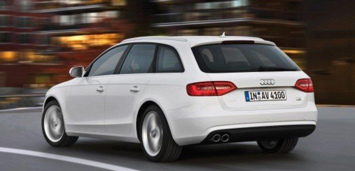 Audi A4, европейский любимец