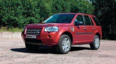 Land Rover вводит специальные программы кредитования и страхования