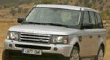 Range Rover TDV8. Двоеборец