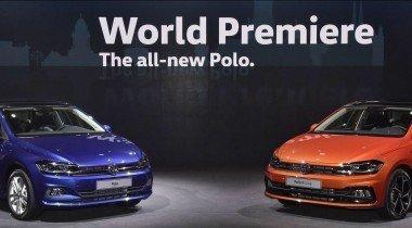 Volkswagen Polo: смакуем новый хэтчбек и ждём седан