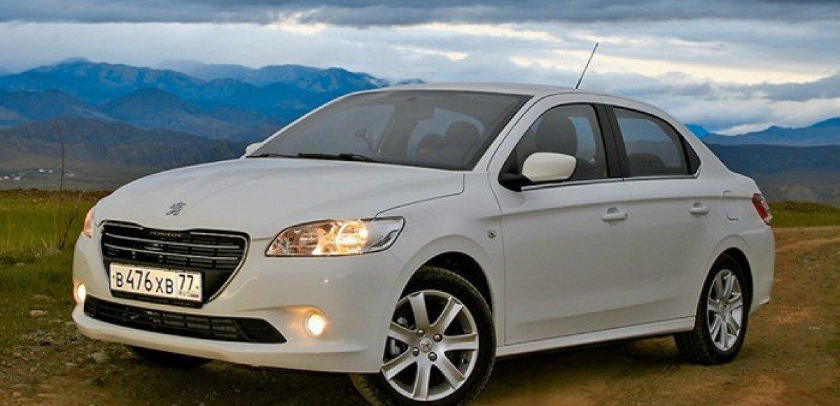 Peugeot 301. Открытие Грузии