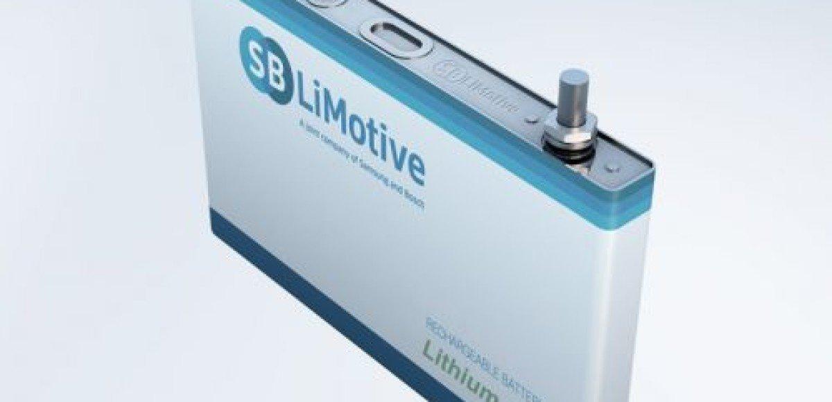 Литий-ионные батареи SB LiMotive для автомобилей будущего