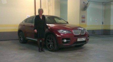 BMW X6. Отзывы владельцев