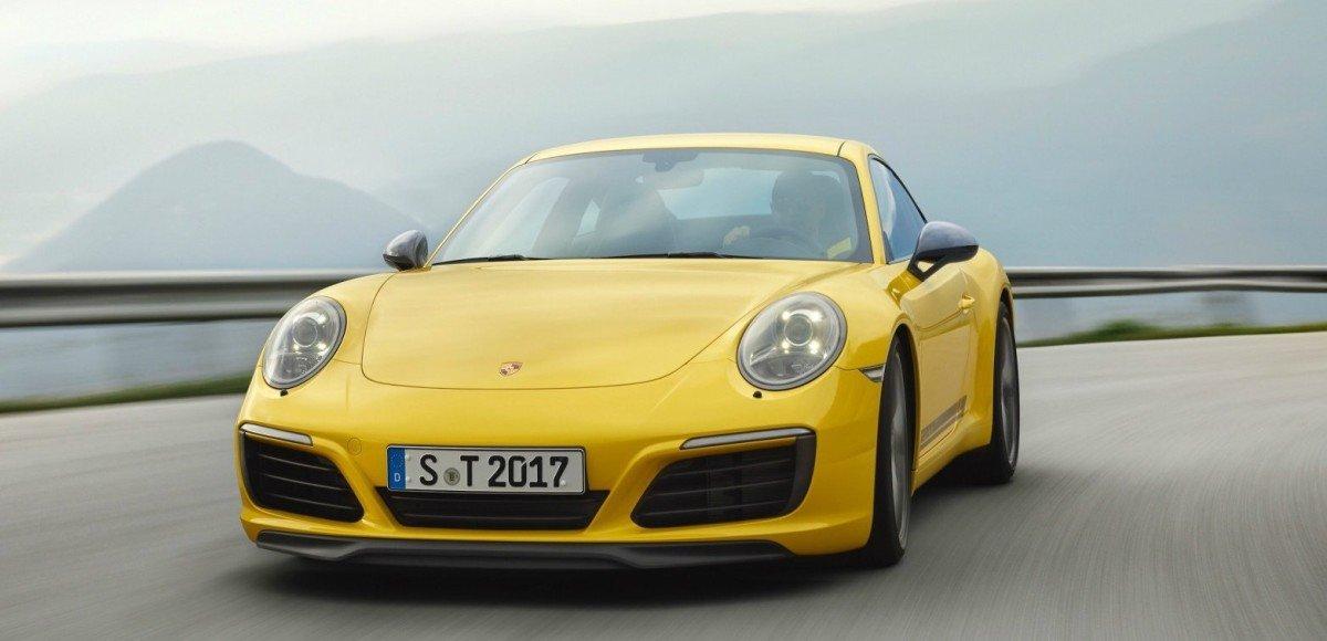 Новый Porsche 911 T: почти как R, но доступнее