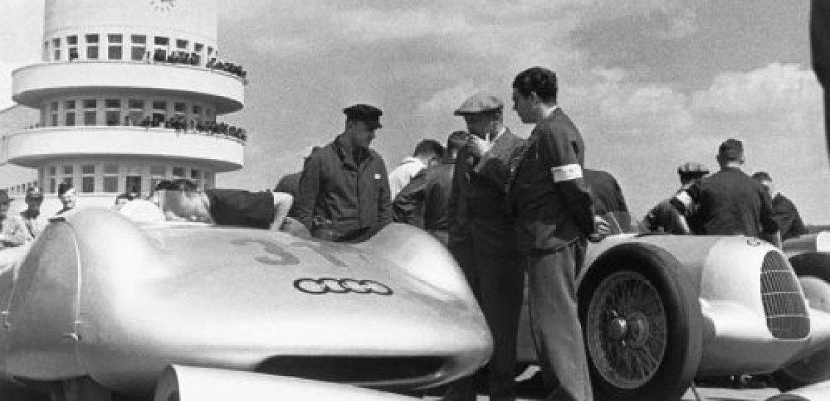«Серебряные стрелы» Auto Union. 75 лет легенде