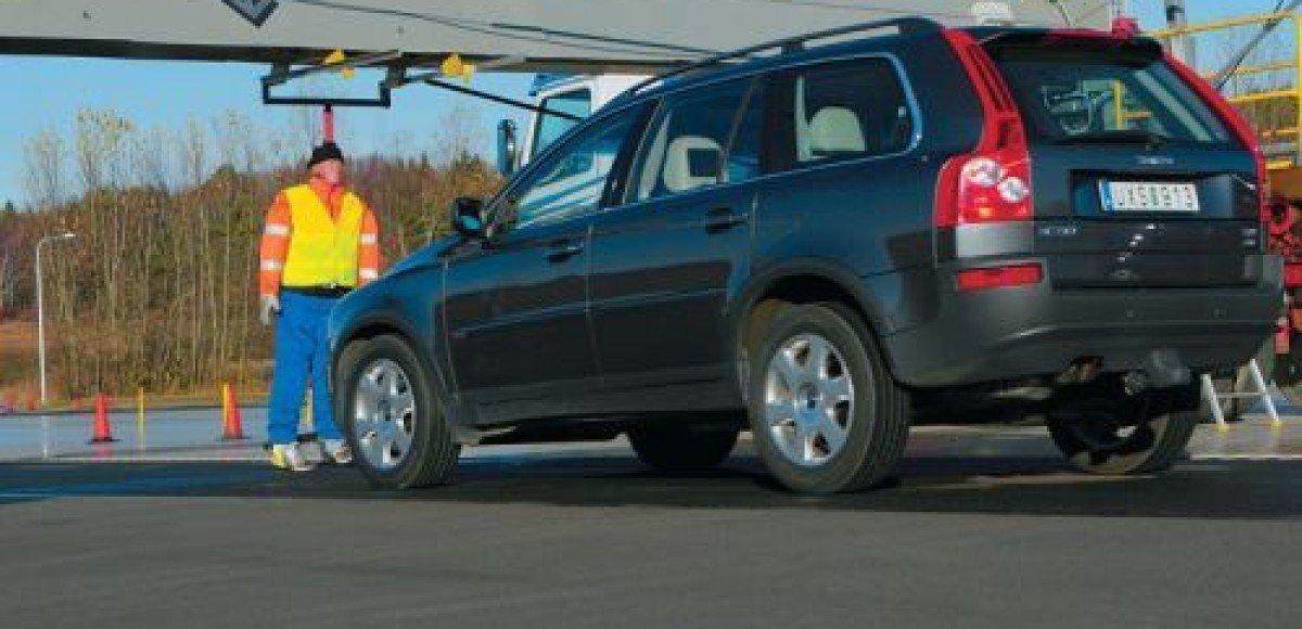 Системы безопасности Volvo. Безопасное грядущее