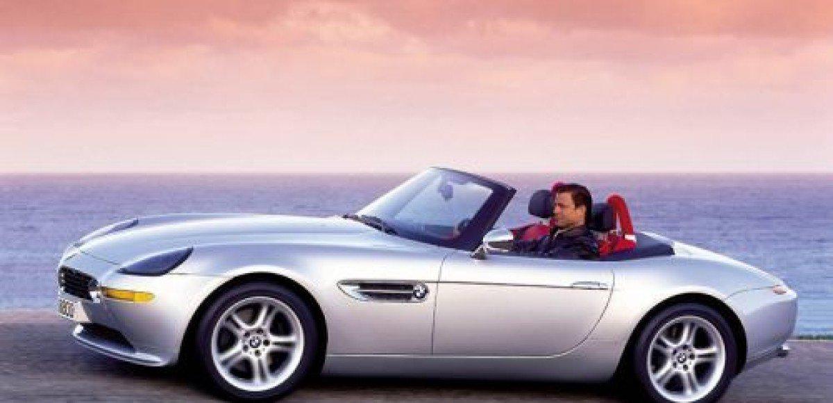 BMW Z8. Взрывной характер