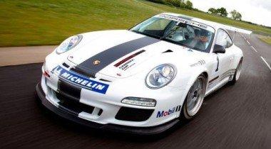 Porsche представляет новый 911 GT3 Cup для спорта