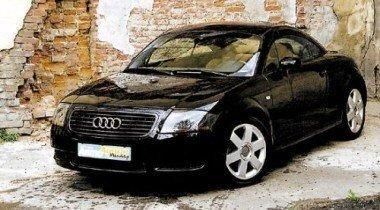 Audi TT. На пиру созвучий