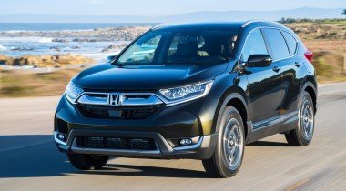 Новый Honda CR-V: цены и комплектации для России