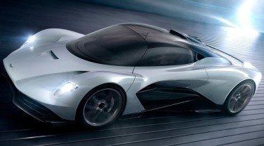 Aston Martin AM-RB 003: гиперкар для этой жизни