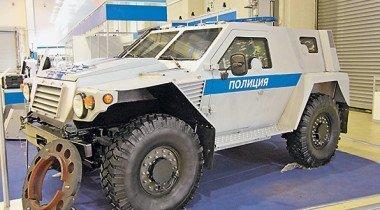 «Патруль», «Тайфун» и «Каркас»: какие машины получат наши силовики