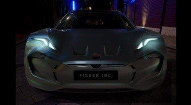 Новый автомобиль Фискера удивляет своей внешностью