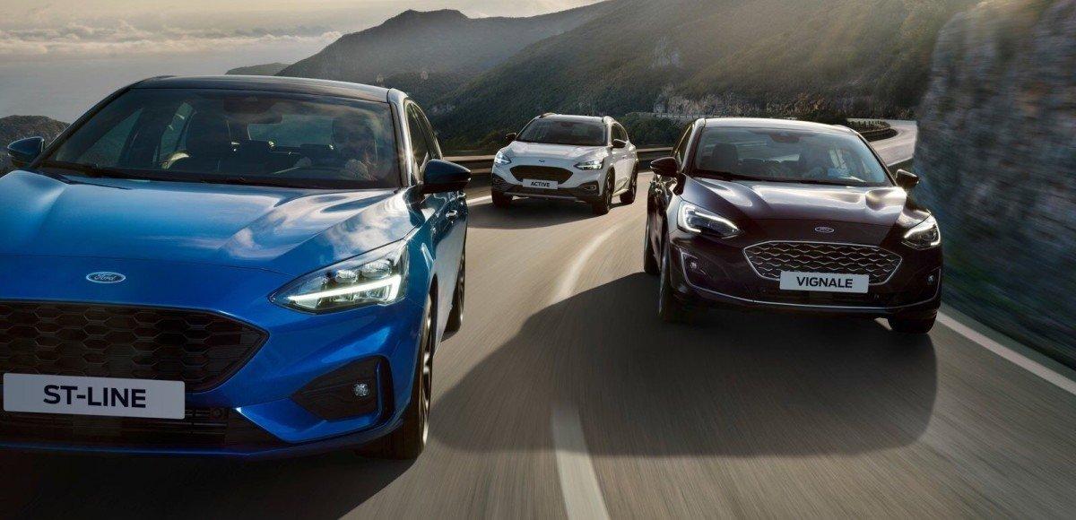 Ford Focus: «Фокус» с перевоплощением