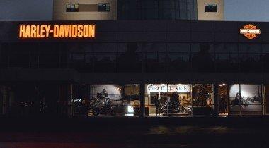 Harley-Davidson припарковался в Самаре: в городе открылся первый официальный дилерский центр марки