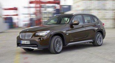 BMW называет российские цены на автомобили BMW Х1