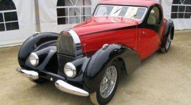 Автомобиль стоимостью в $4,35 млн. почти 50 лет простоял в гараже