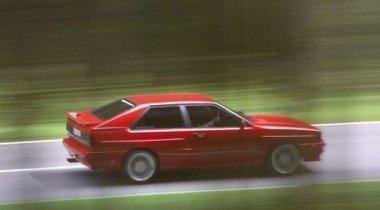 Ралли классических автомобилей «Золотое кольцо». Олдтаймеры Audi