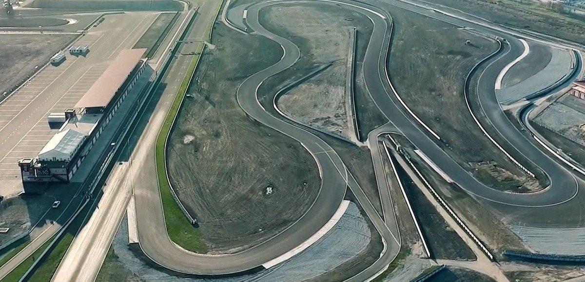 В Чечню вместо Испании: автодром «Крепость Грозная» работает почти круглый год