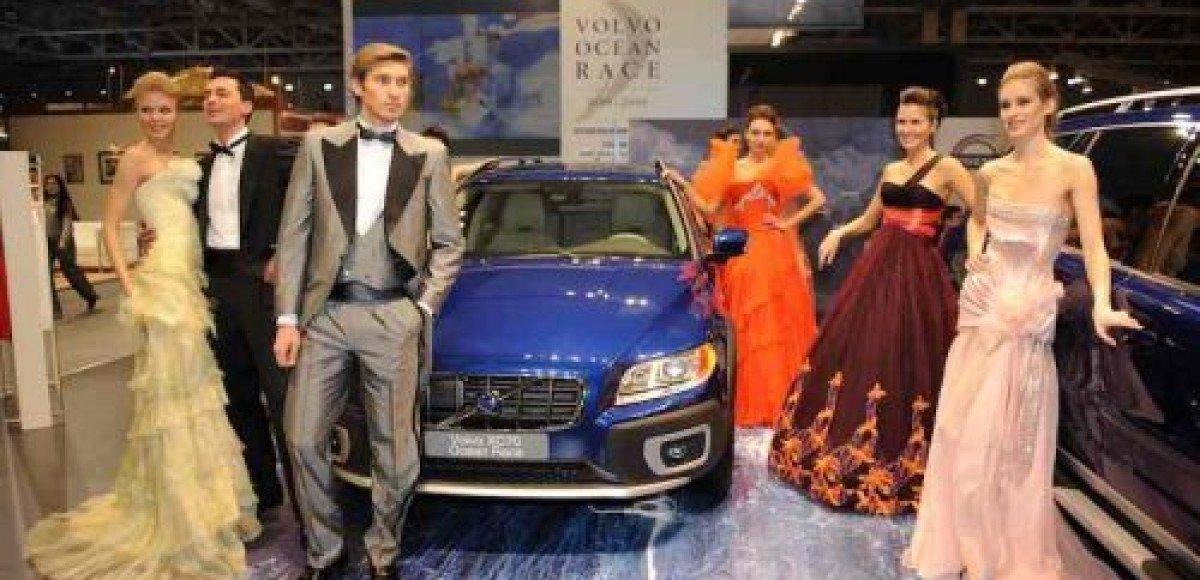Volvo представляет выставку «Millionaire Fair»