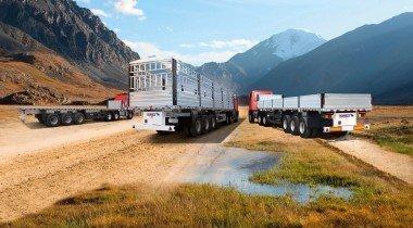 Полуприцепы Schmitz Cargobull: новая серия