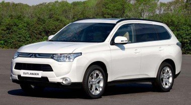 Mitsubishi Outlander – обзор модели