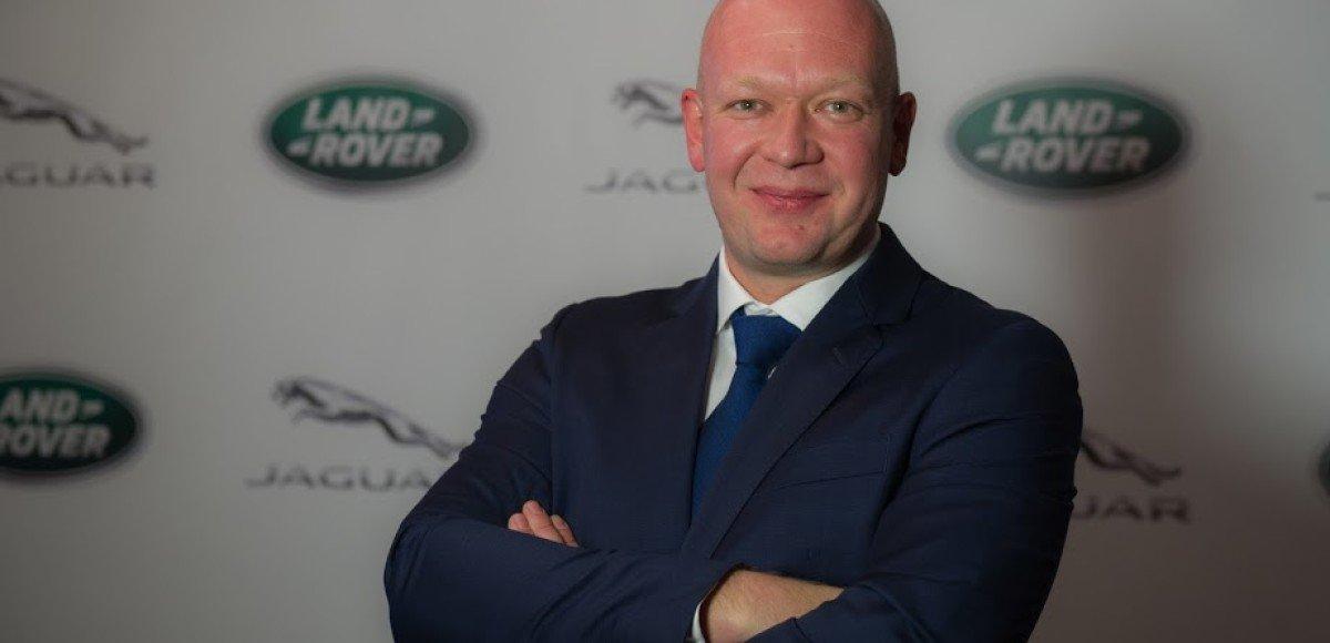 Главой Jaguar Land Rover Россия назначен Вячеслав Кузяков