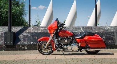 Harley-Davidson Street Glide Special. Свежая кровь