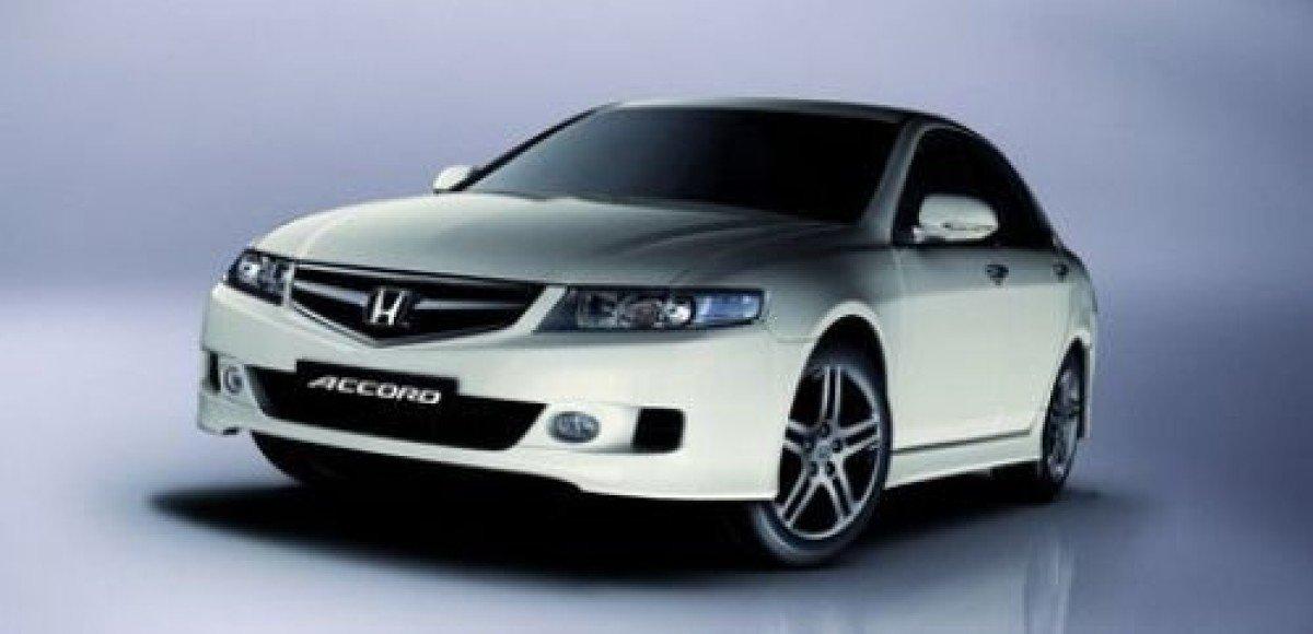 Honda Accord Sport GT. Осенняя премьера