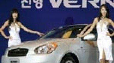 Hyundai Verna. С чистого листа