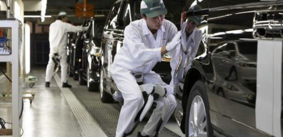 В Honda разработали третью ногу