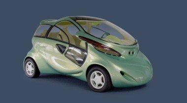«Лада Рапан»: электрический моллюск от АвтоВАЗа