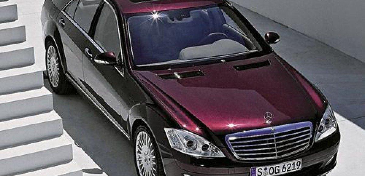 «Звезда Столицы»: шикарное предложение на Mercedes-Benz S-класса
