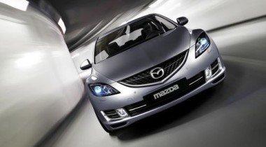 Новая Mazda6. Шпионские фото