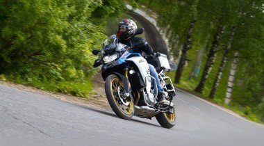 Тест BMW F 850 GS Adventure. «Гусь» на стероидах