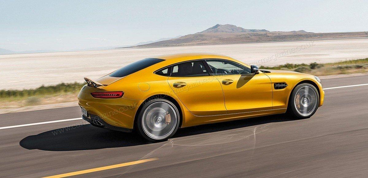 Mercedes-AMG готовит соперника для Porsche Panamera