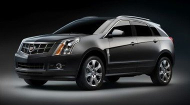 Cadillac представляет в Детройте новый SRX