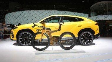 Cervelo P5X Lamborghini Edition: ламбо-велосипед за 20 000 долларов