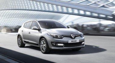 Обновленный Renault Megane начал продаваться в России