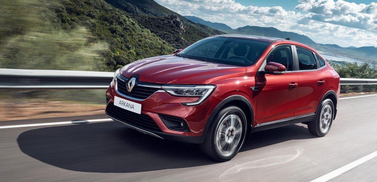 Renault Arkana. Аркан дляпокупателя