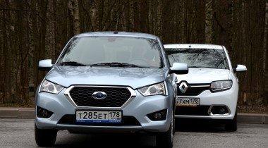 Datsun mi-DO против Renault Sandero. Дальние родственники