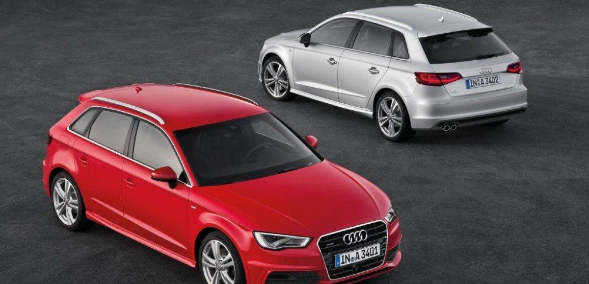Audi A3 стал всемирным автомобилем 2014 года