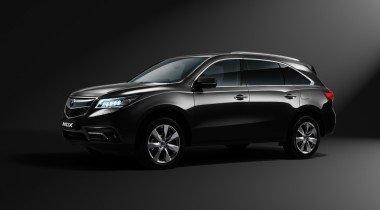 Acura раскрывает спецификации премиального кроссовера MDX для российского рынка